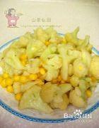 珍珠菜花的做法