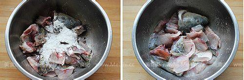 超美味酸菜鱼的做法