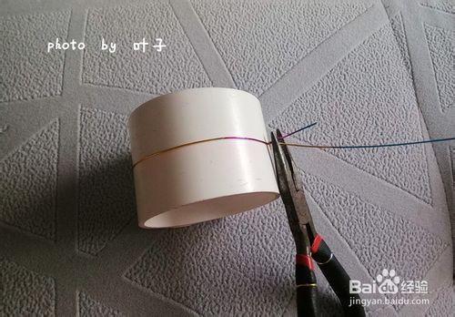 怎样做丝网花---荷花的详细做法