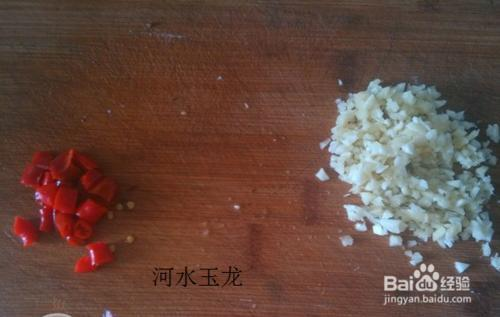 香菇油菜,好吃又好看