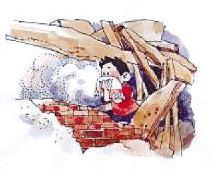 遇到地震时如何自救
