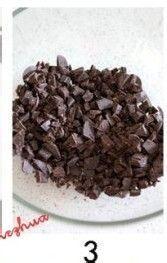 树莓甘纳许巧克力塔的做法