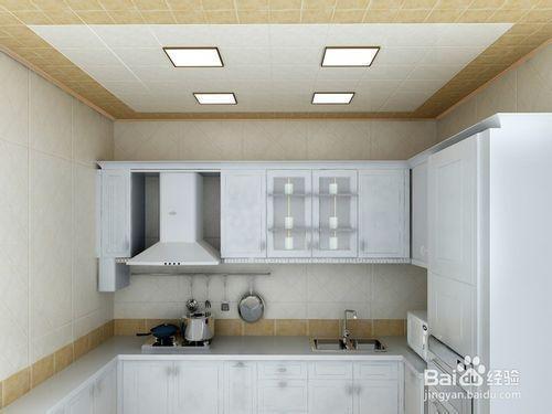厨房集成吊顶保养有小诀窍 如何做好吊顶控油