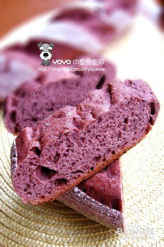 性感的面包是怎样炼成的,桑葚果肉欧式面包做法