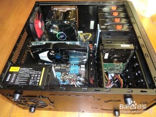 组装台式机基本配件汇总