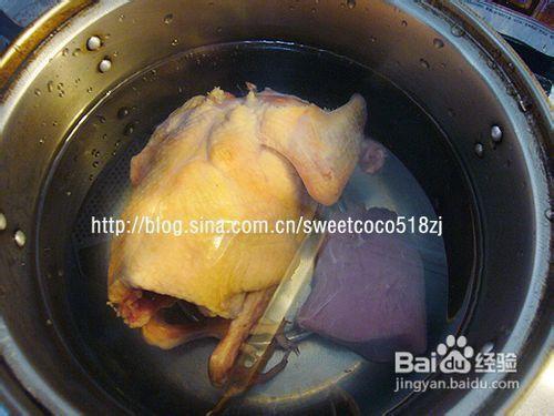 一鸽胜九鸡--鲜莲鸽子汤