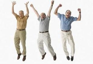 坚持五大健康标准,争做健康老人