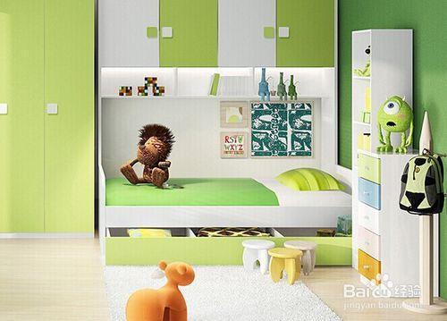 儿童房衣柜怎么选购