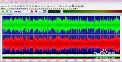 怎么使用 GoldWave 软件剪辑一段音频?