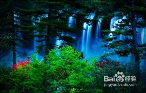 九寨沟旅游景点