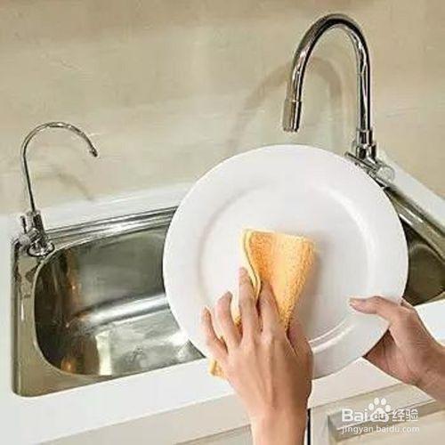 淘米水的强大去污作用