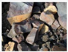 如何根据颜色来识别含铜废料和铜矿产品