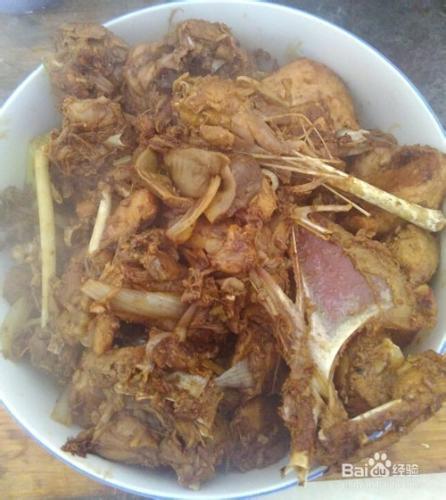 红烧鸡块的做法--红烧鸡块的家常做法